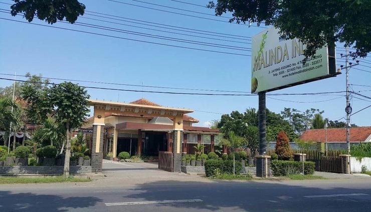 Hotel Malinda Indah Tulungagung - Exterior