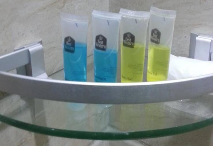 Cardinal Lucky Star Hotel Batam - Perlengkapan mandi