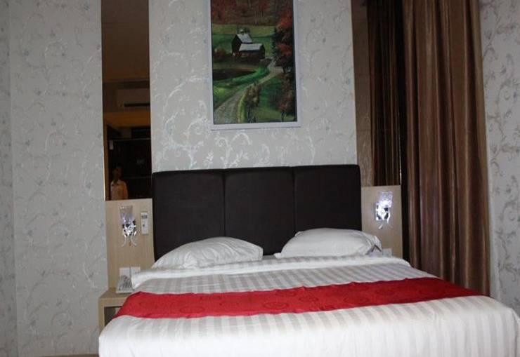 Cardinal Lucky Star Hotel Batam - Kamar tamu
