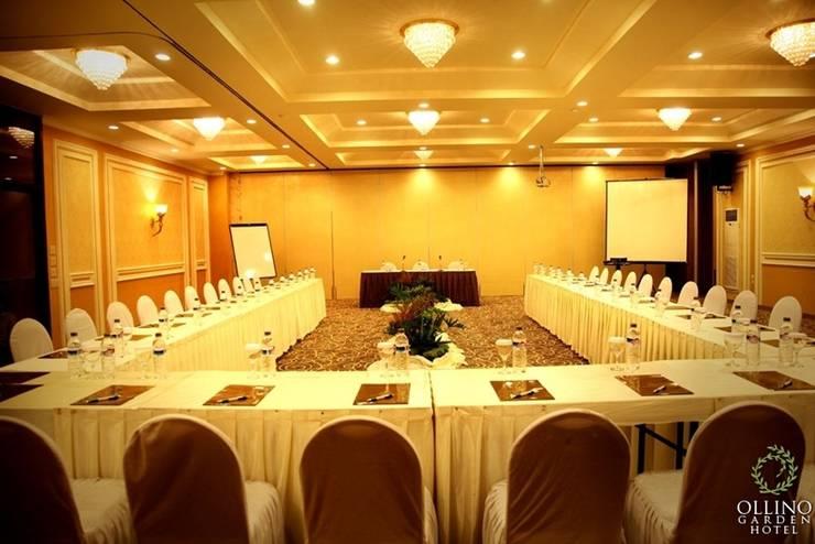 Ollino Garden Hotel Malang - Ruang Pertemuan Collesseoum