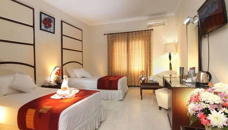 Ollino Garden Hotel Malang - Deluxe
