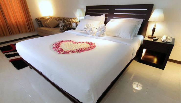 Ollino Garden Hotel Malang - Family Room