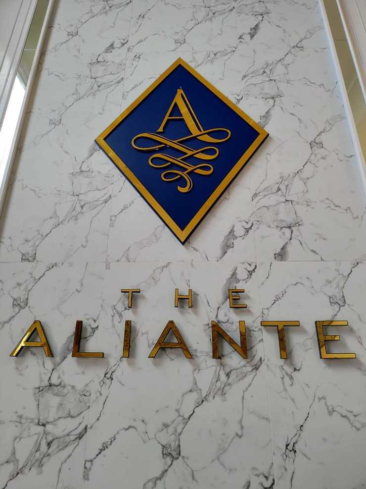 The Aliante Hotel Malang - Logo