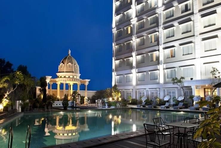 The Rich Jogja Hotel Jogja - Kolam Renang