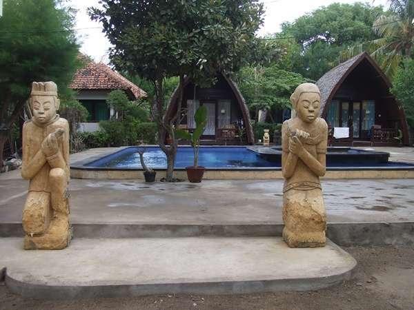 Coral Beach 2 Bungalow Lombok -