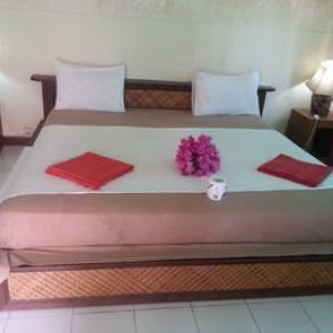 Coral Beach 2 Bungalow Lombok - Standard Fan Room