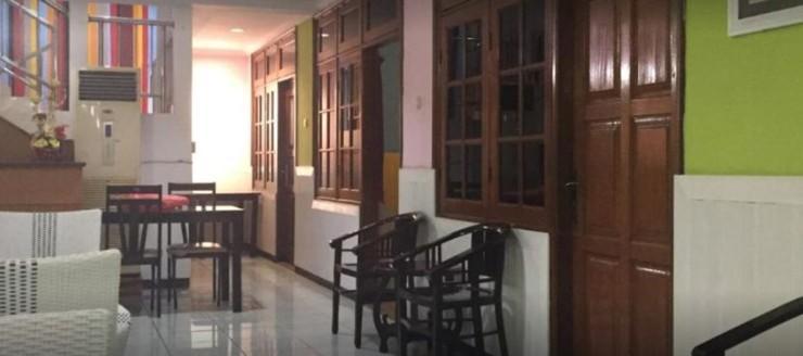 Dibino Hotel Surabaya - exterior