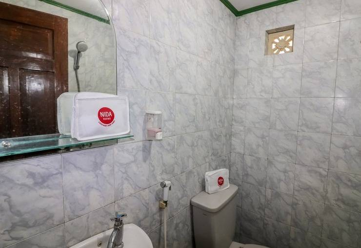 NIDA Rooms Gang Merpati Condong Catur Jogja - Kamar mandi