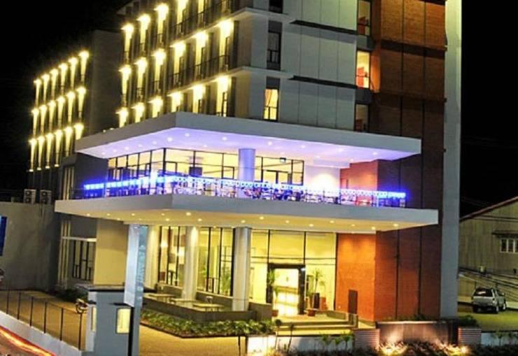 Aston Ketapang City Hotel Ketapang - view