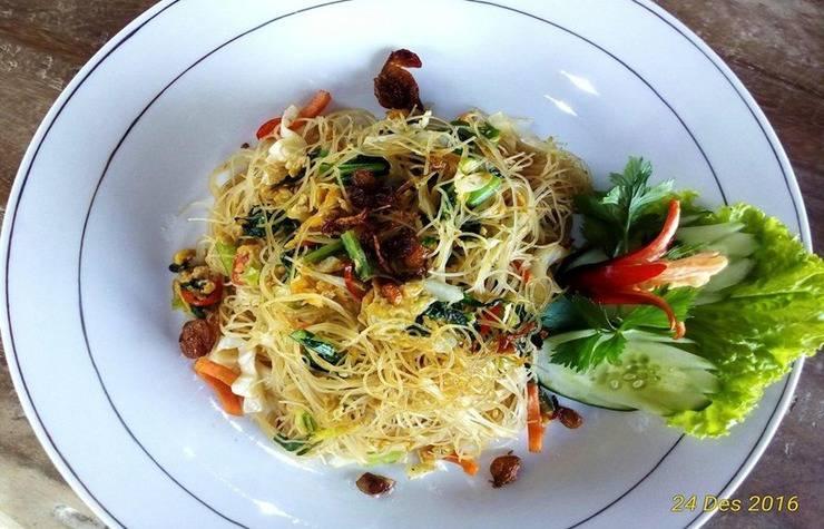 Simona Hotel Canggu Bali - Food