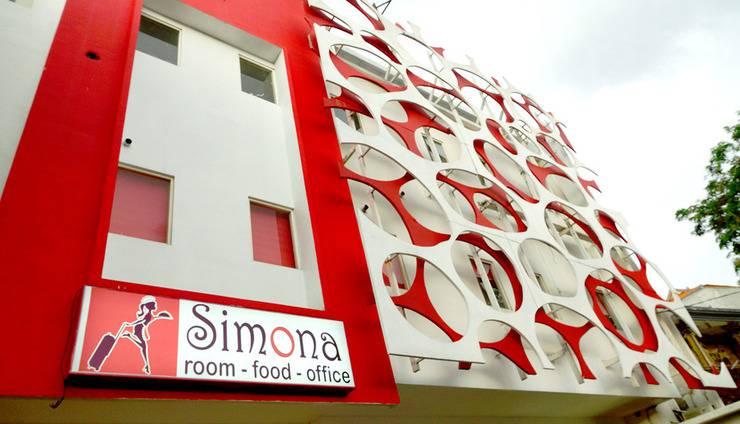 Simona Hotel Canggu Bali - Building