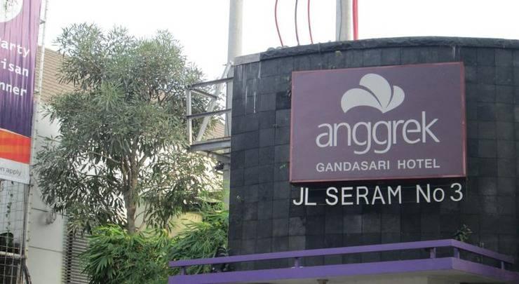 Anggrek Gandasari Hotel Bandung - Logo