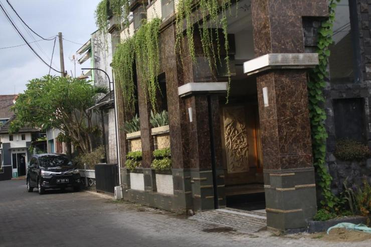 Rafitha Homestay Yogyakarta - Exterior