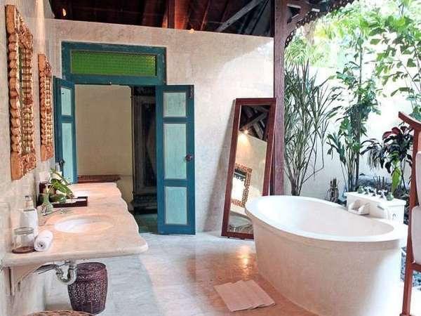 Plataran Bali Resort and Spa Bali - One Bed Room Grand Pool Villa Bathtub
