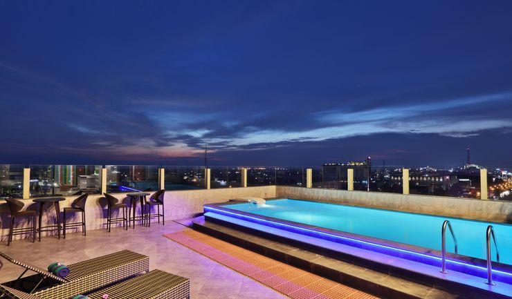 Best Western Kindai Hotel Banjarmasin - Kolam Renang