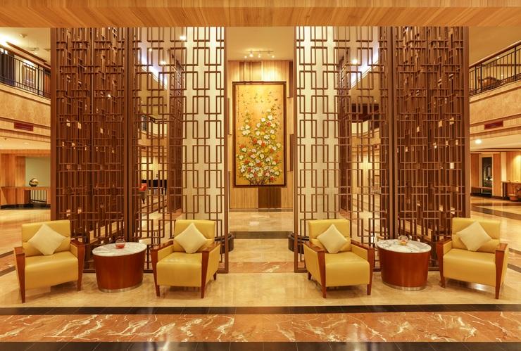 Travelodge Batam (FKA Novotel Batam) - Lobby