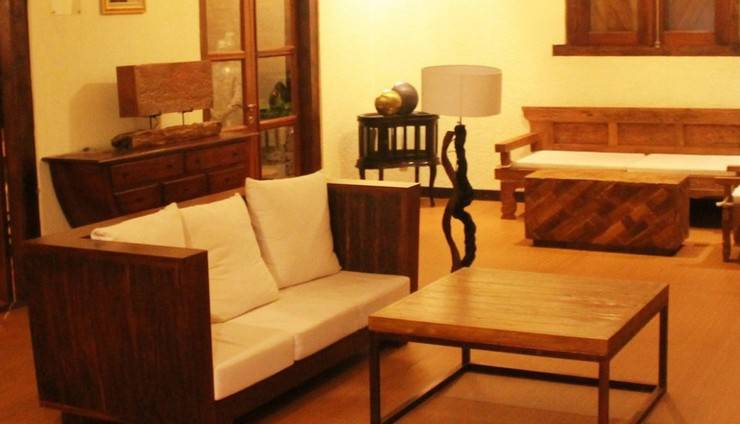 Villa Aquin Solo - Fasilitas