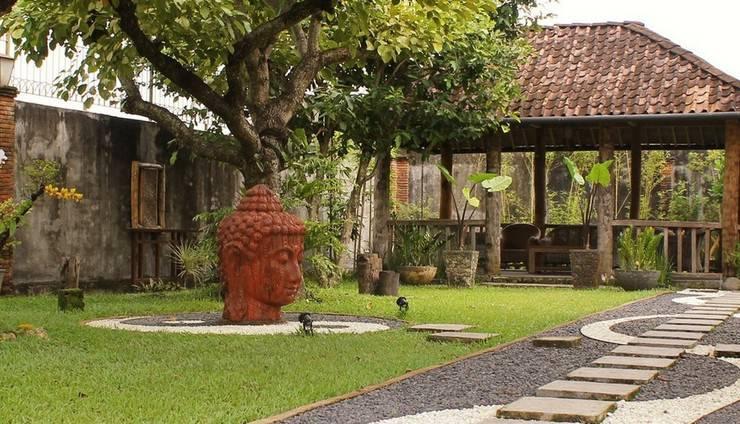 Villa Aquin Solo - Sekitar villa