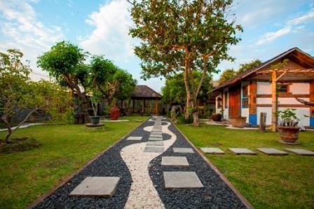 Villa Aquin Solo - Taman