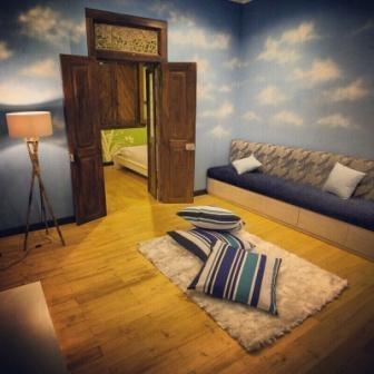 Villa Aquin Solo - Kamar tamu Junior suite room