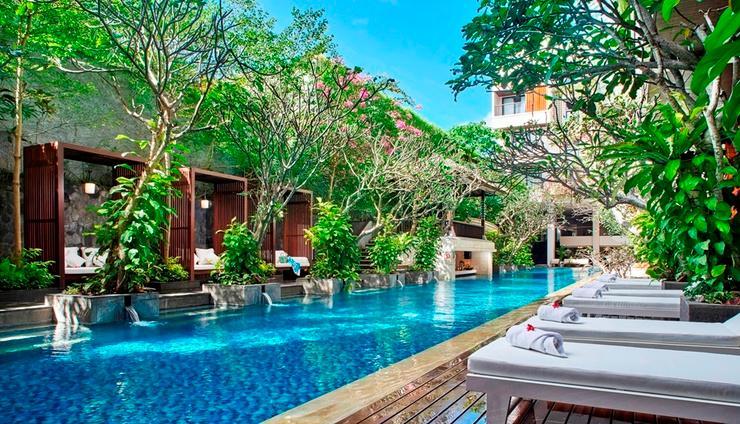 Jambuluwuk Oceano Seminyak Hotel Bali - Facilities