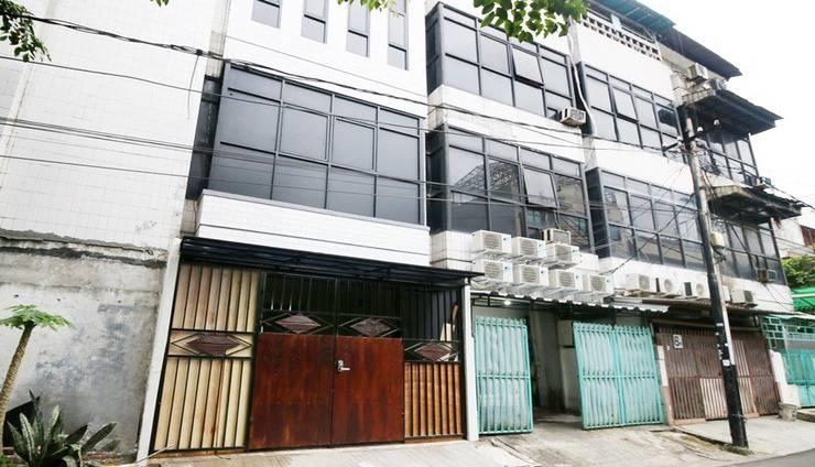 Kamar Keluarga Mangga Besar II Jakarta - Exterior