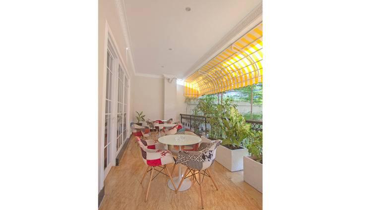 F Hotel Jakarta by Bencoolen - Lobby