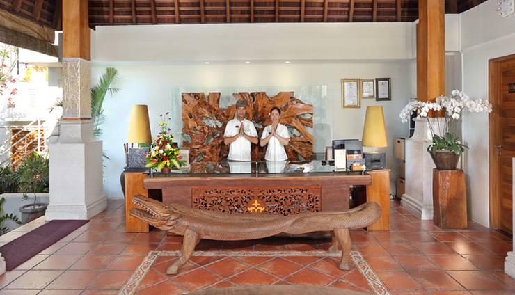 Villa Kayu Raja Bali - Lobby Villa Kayu Raja