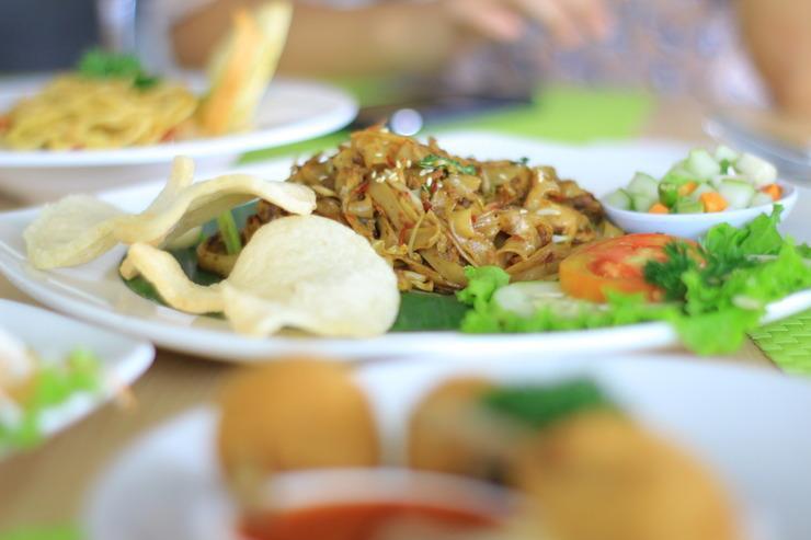Cipta Hotel Pancoran - Makanan di Long Iram  Resto