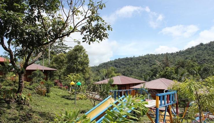 Mountain View Resort and Spa Manado - Exterior