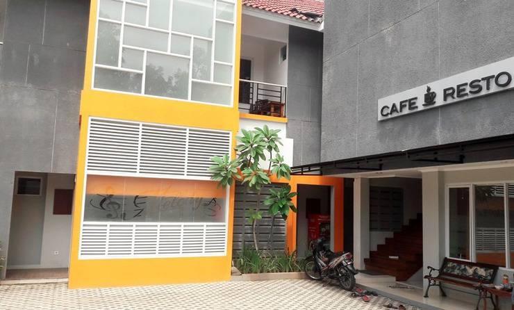 MELODY Guest House Cilegon - Bangunan