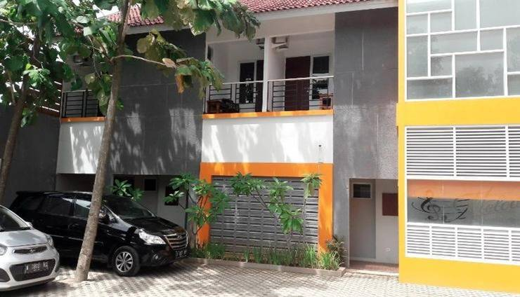 MELODY Guest House Cilegon - Exterior