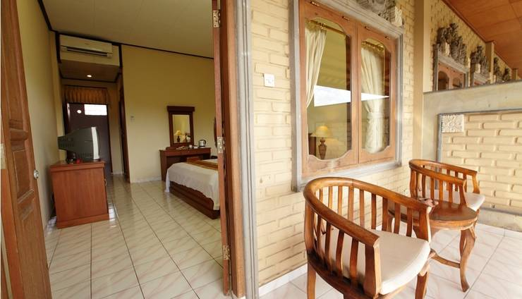 Bali Sandy Resort Bali - Balkon