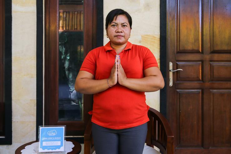 Airy Mengwi Raya Munggu Kapal Gang Beten Beringin 104 Bali Bali - Reception