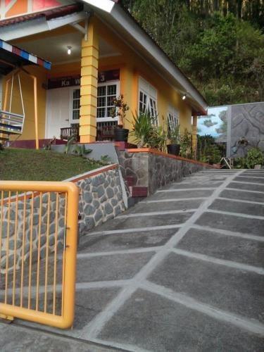 Villa KWB 2 Malang - TAMPAK DEPAN