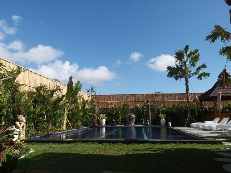 Kubu Dimel Homestay Bali - Pool