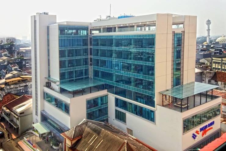 Pasar Baru Square Hotel Bandung - Hotel Building