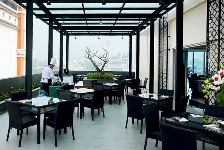 Pasar Baru Square Hotel Bandung - Restaurant