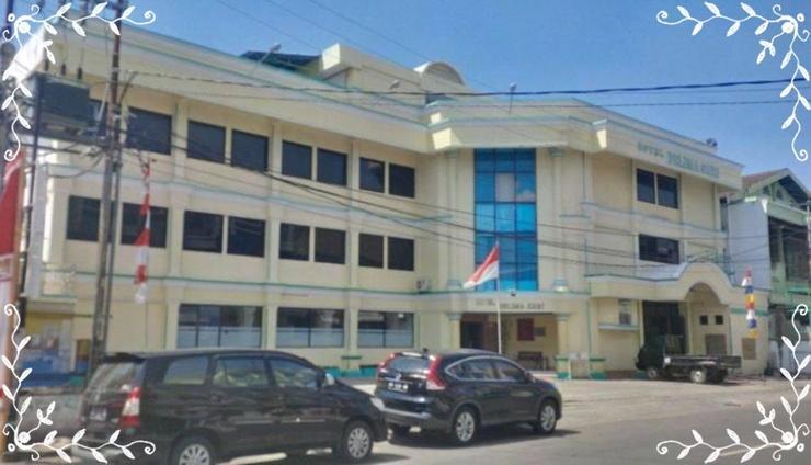 Delima Sari Hotel Pare Pare - Facade
