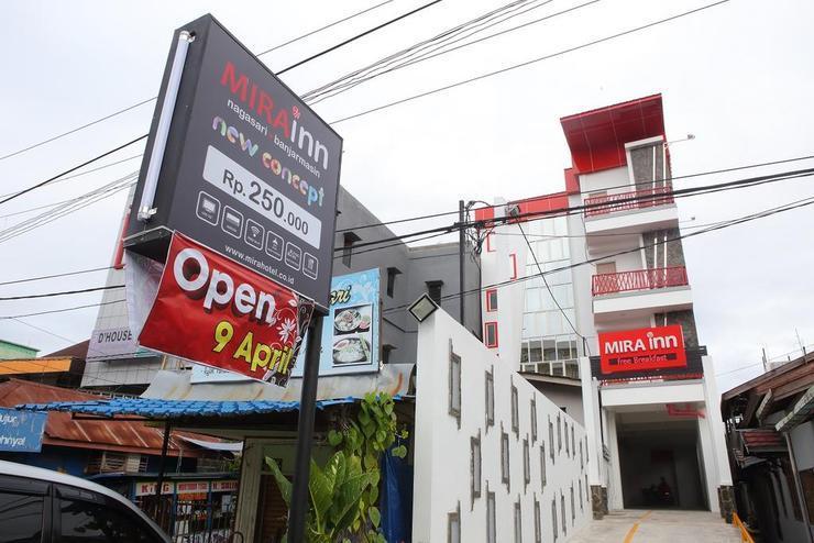 MIRA Inn Nagasari Banjarmasin - Exterior