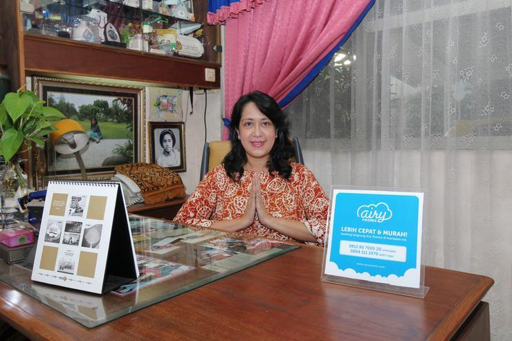 Airy Banyumanik Setiabudi 79 Semarang - Receptionist