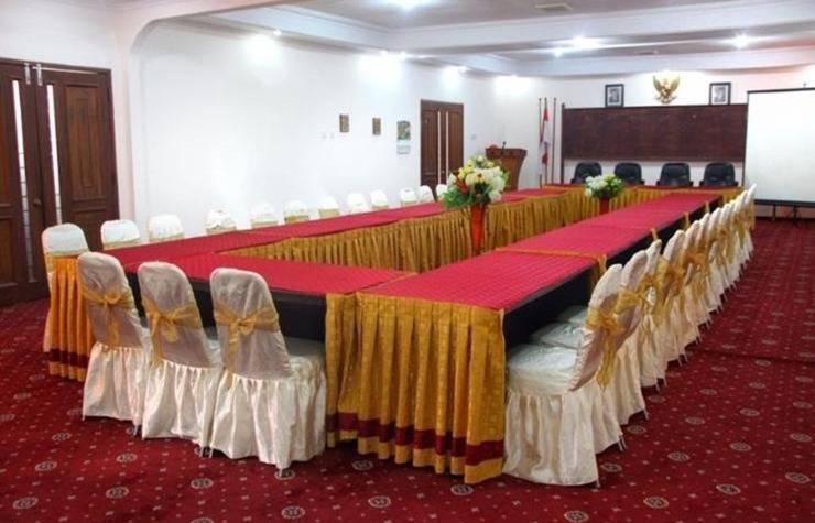 Grand Jamrud 1 Hotel Samarinda - Ruang Rapat