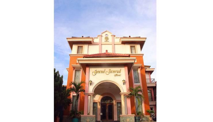 Grand Jamrud 1 Hotel Samarinda - Eksterior