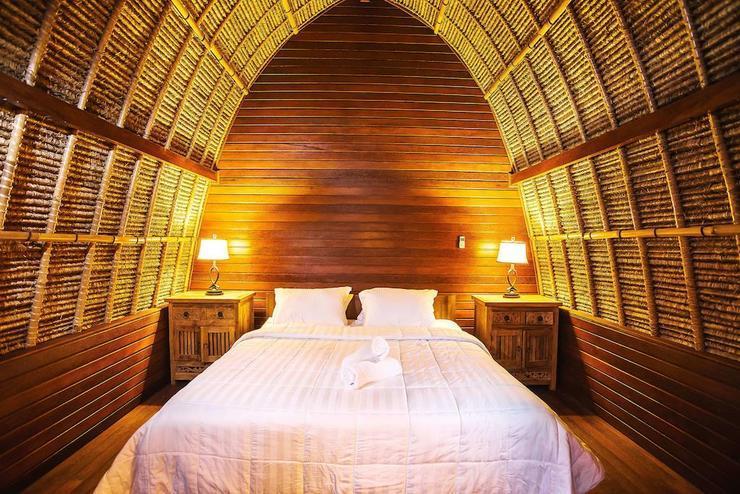 Sukanusa Luxury Huts Bali -