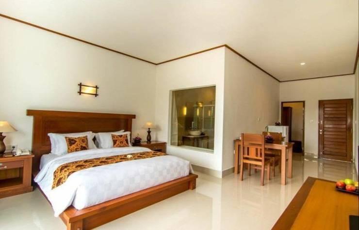 Gita Maha Hotel Bali - Kamar