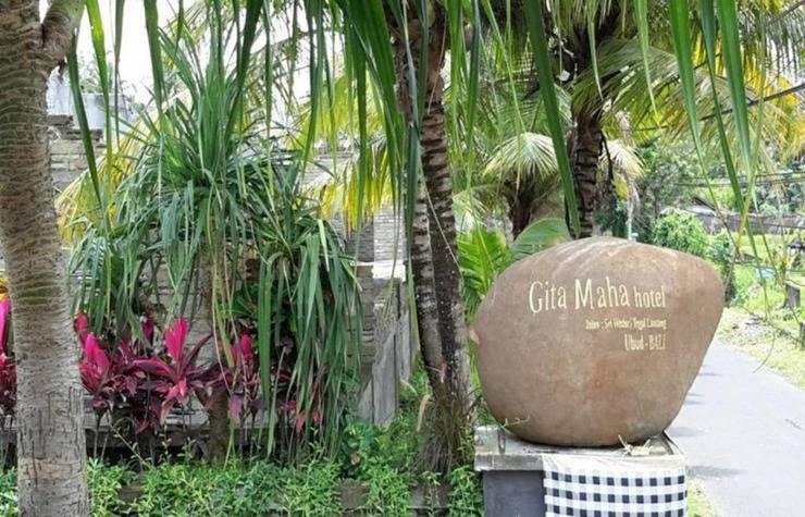 Gita Maha Hotel Bali - Eksterior