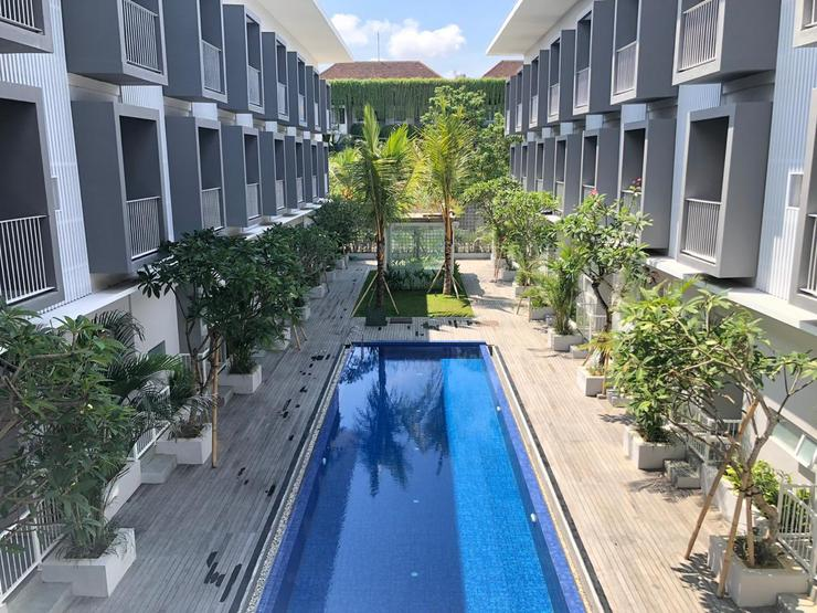 The Rooms Apartment Bali - Pool
