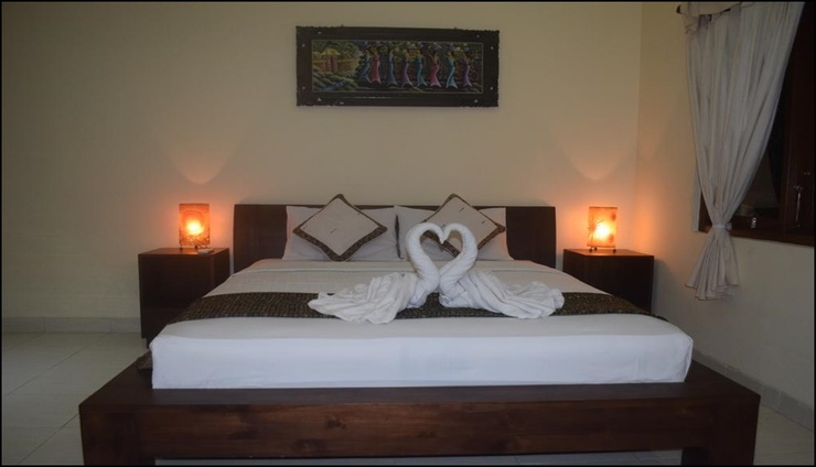 Anila Shanti Guesthouse Bali - room
