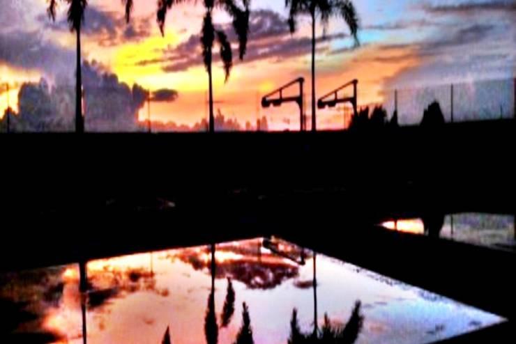 Golden Palace Lombok - Pemandangan Sunset
