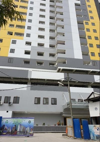 Apartment Asia Megamas Barcelona Inn Medan - Exterior